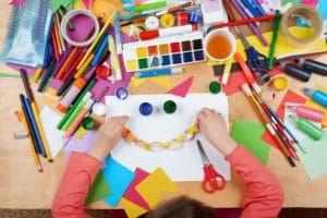 Offrir des moyens d'apprentissage et D'EPANOUISSEMENT aux enfants